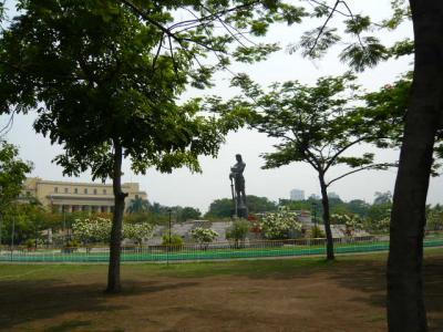 マニラ市街の観光9
