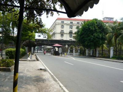 マニラ市街の観光13