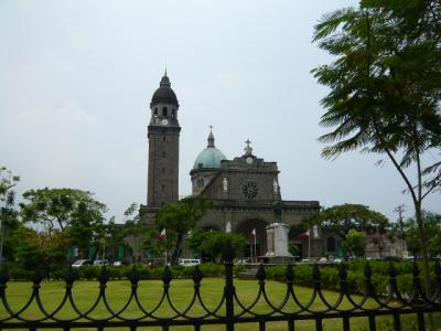マニラ市街の観光20