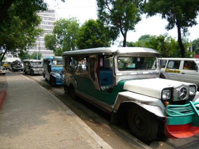 マニラ市街の観光25