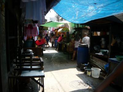 マニラ市街の観光26