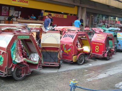 マニラ市街の観光35