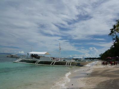 パングラオ島アロナビーチ4