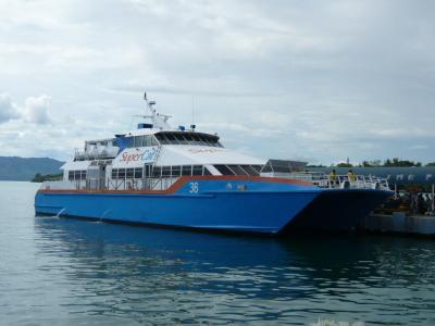 パングラオ島からセブ島へ30