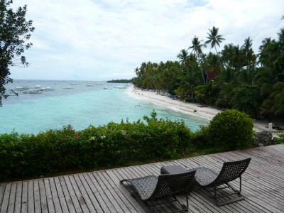 パングラオ島アロナビーチのAmorita Rsort1