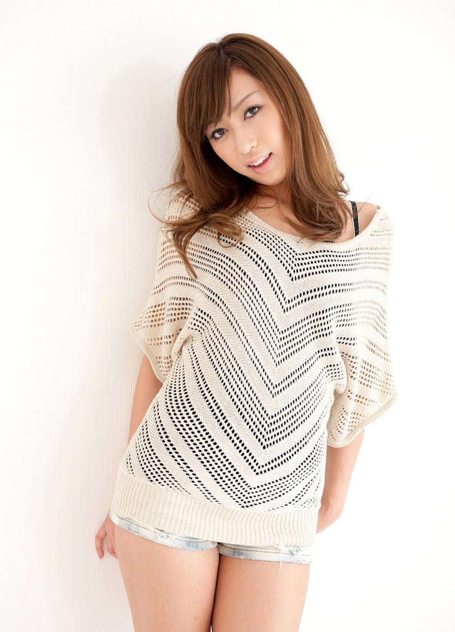 【えっちなお姉さん。】 AV女優 佐倉カオリ 羨望ボディのイチャイチャプレイ画像
