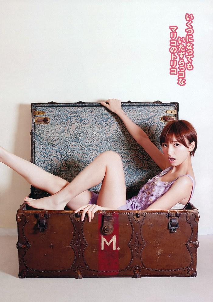 篠田麻里子 グラビア 「マリコのトリコ」