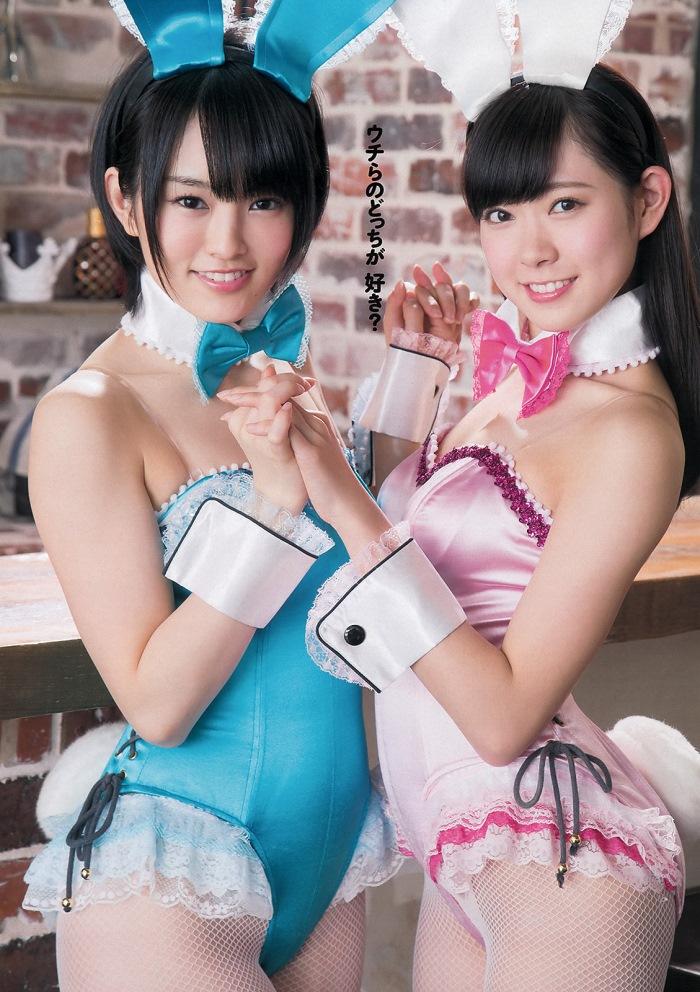 NMB48 「なんば美少女恋歌」 グラビア画像