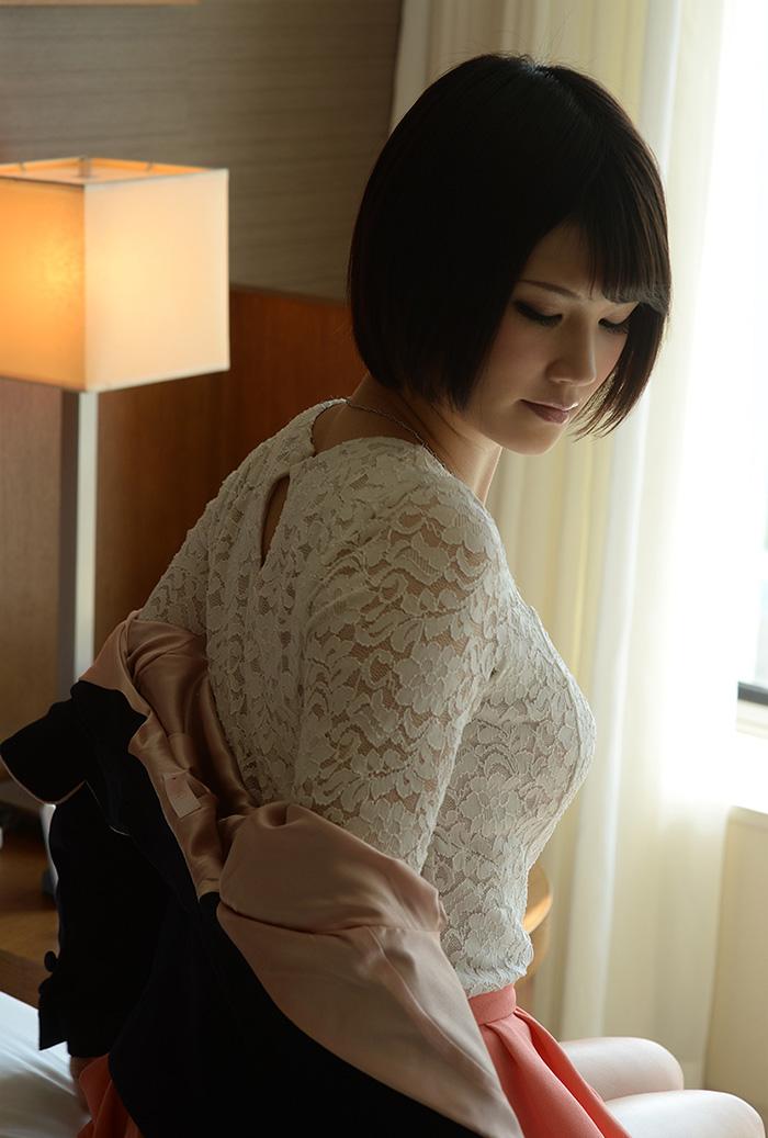 AV女優 白咲碧 ハメ撮り セックス画像 7