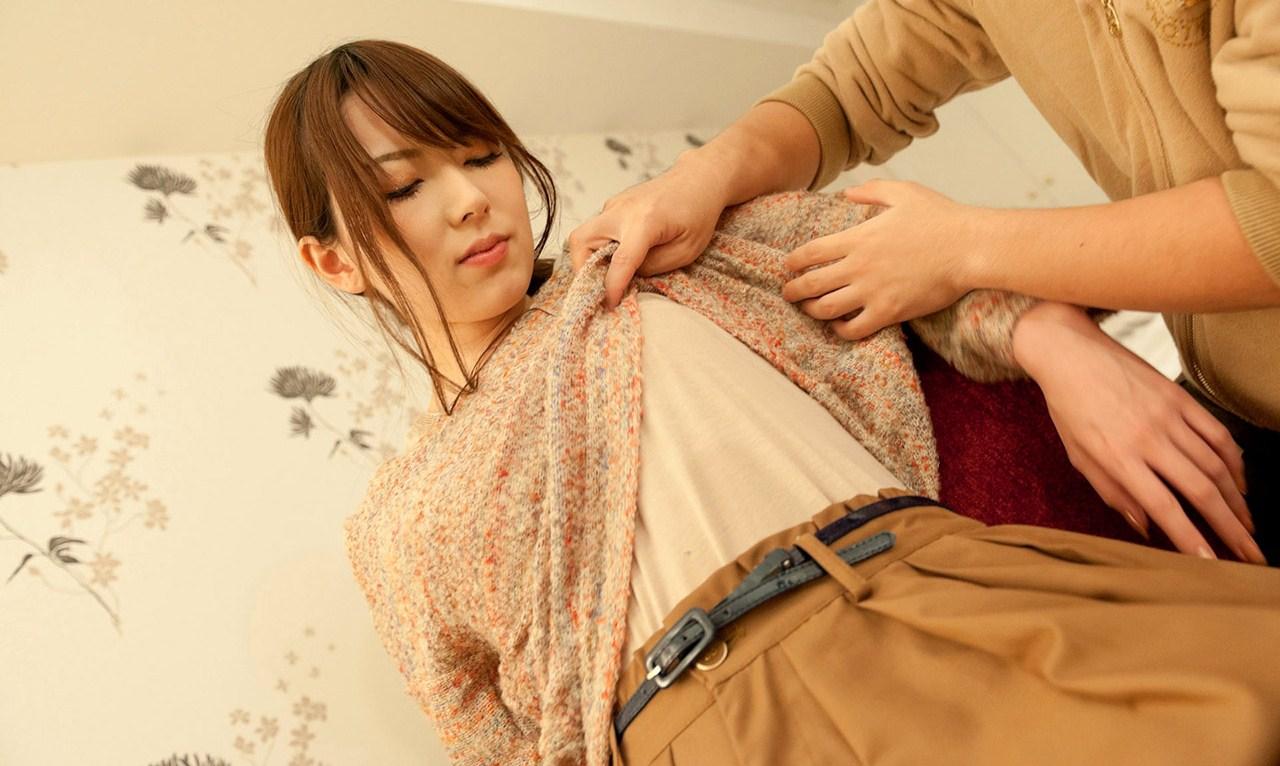 波多野結衣 綺麗なお姉さんの絶頂セックス画像37枚