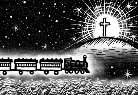 銀河鉄道の夜-第15話