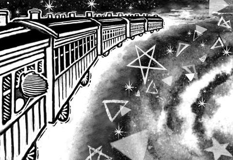 銀河鉄道の夜-第13話