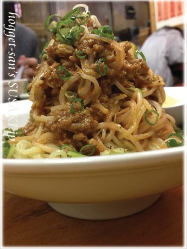 20130120汁なし担々麺2