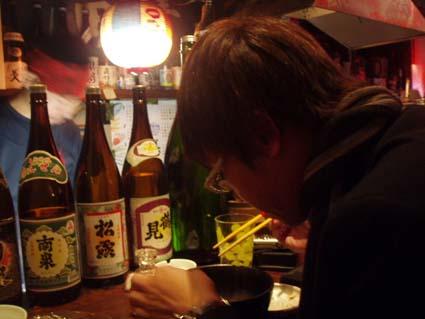 テイさんと里芋のお酒03