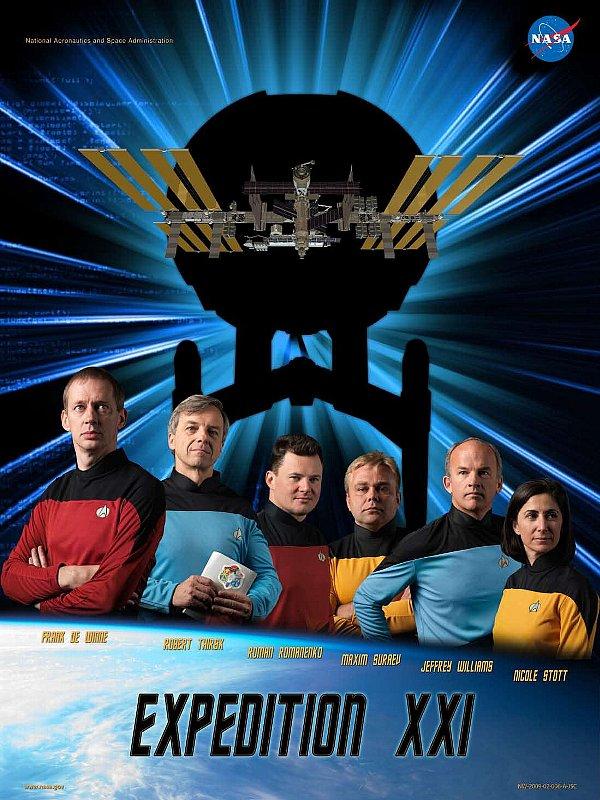 Exp21 Crew Poster