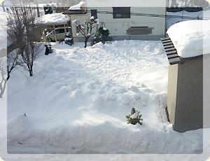 雪降ろし_2