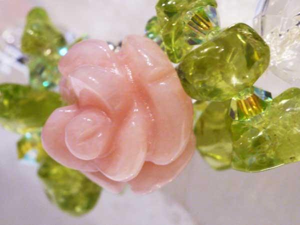 ピンクの薔薇3