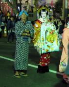 ススキノ祭り花魁