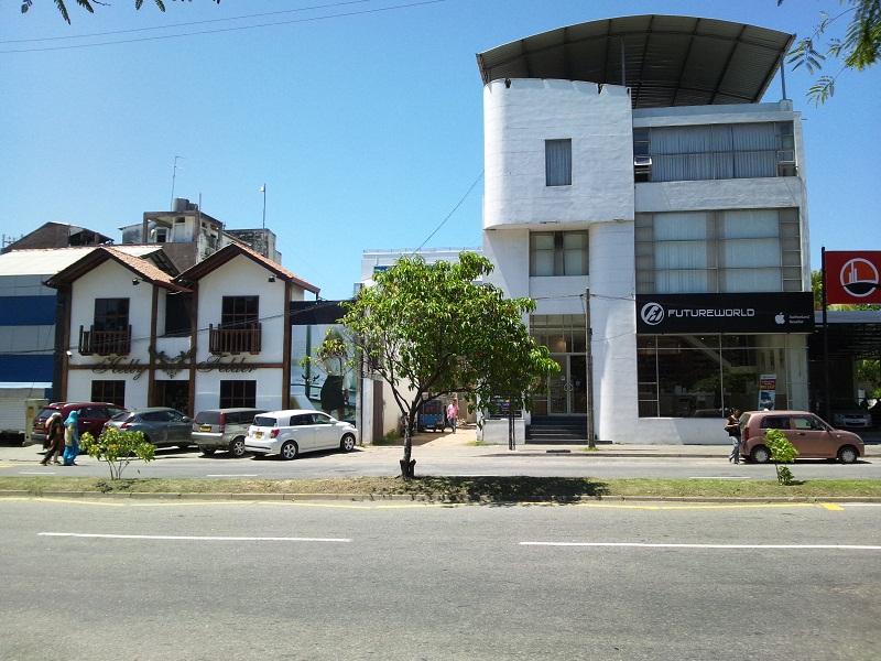 FUTUREWORLD, Colombo