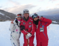和歌山県スキー連盟 技術員 竹中さん