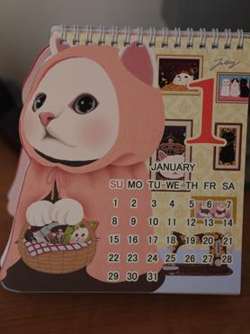 2012カレンダー3