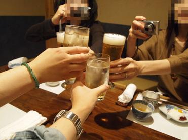 上野女子会