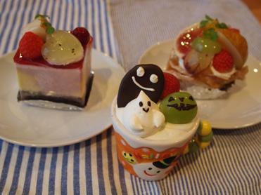 あんちゃんお誕生日ケーキ