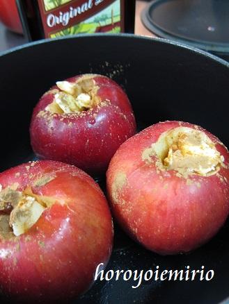 1212焼きリンゴ2
