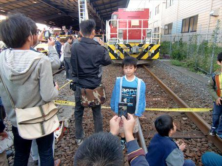 隅田川駅 貨物フェスティバル (1)