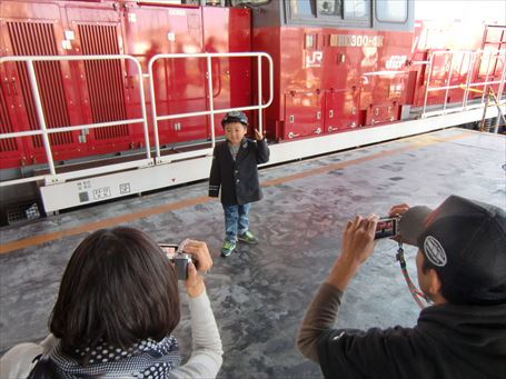 隅田川駅 貨物フェスティバル (3)