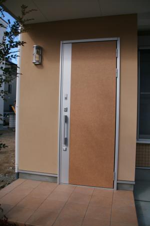 小阪3号地 玄関ドア