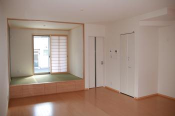 小阪3号地 和室