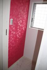 1階トイレ扉