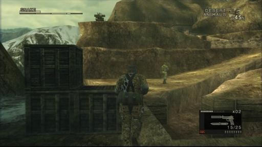 MGS3FHクラスノゴリエ山頂