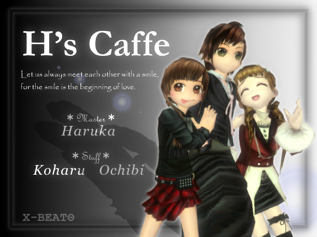 Welcome to H's CaffeⅡ