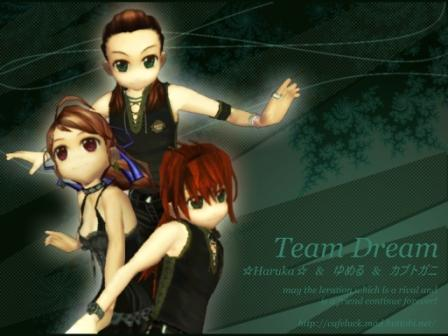 Team Dream Byラクシュリ