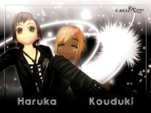 ☆Haruka☆&†上月† 氏