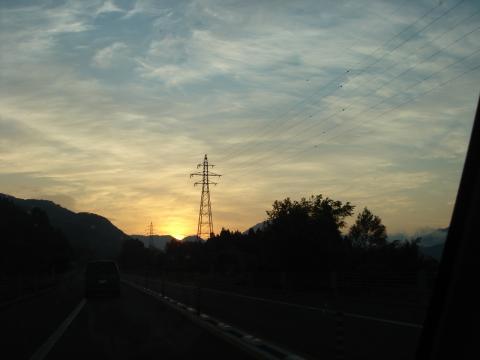夜明け4 2011.9.9
