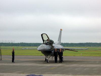 F16セレモニー
