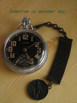 懐中時計 全体