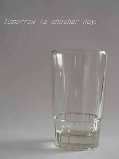 レトロなグラス 全体