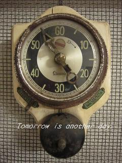 古いタイマー ~尾張時計~
