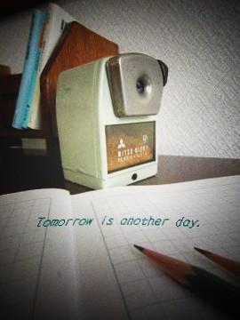 昭和レトロな鉛筆削り トイカメラ風