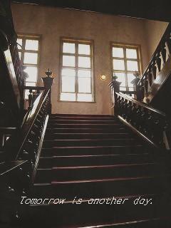 文翔館 中央階段室