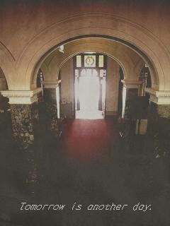 文翔館 玄関 ステンドグラス
