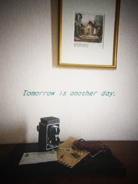 2011.1.11 玄関ディスプレイ