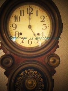 精工舎の掛時計