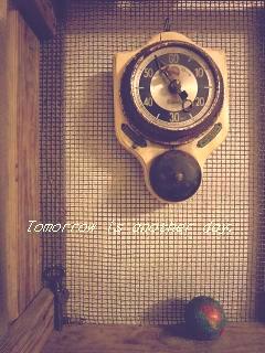 古いタイマー ~尾張時計~ ディスプレイ