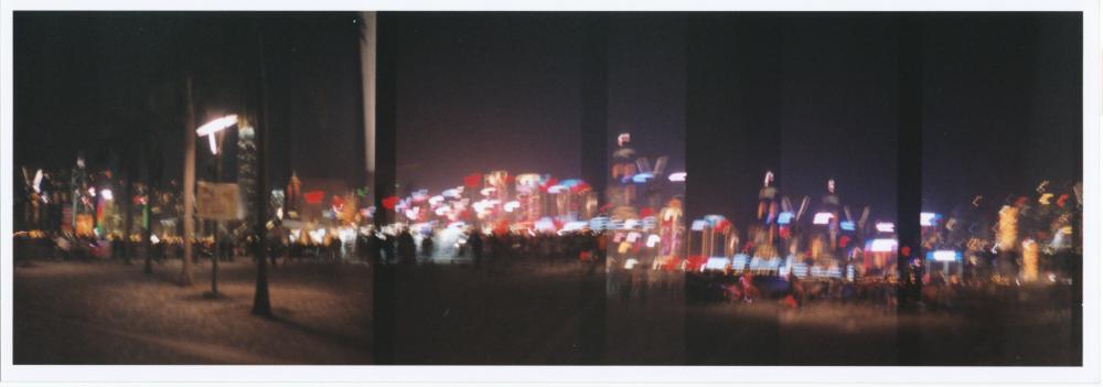 パノラマ風100万ドルの夜景01