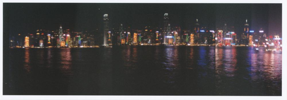 パノラマ風100万ドルの夜景03